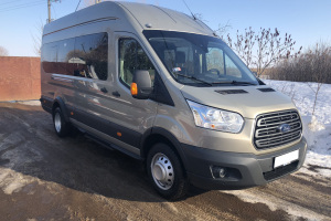 Ford Transit Busz 2017